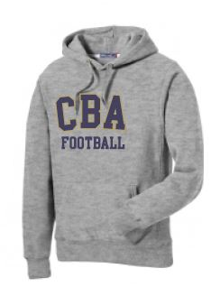"CBAFB- Heavy Weight ""Collegiate Style"" Football Sweatshirt"