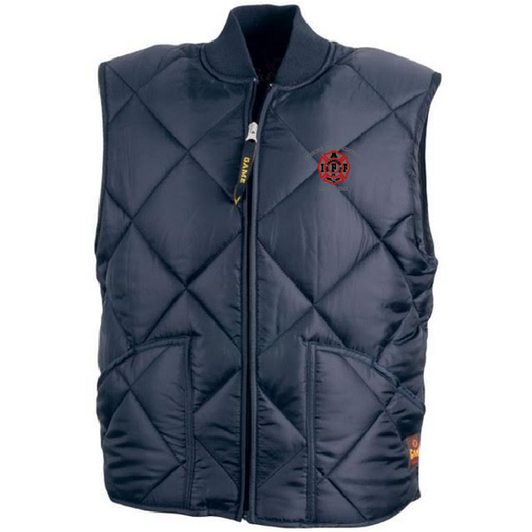 UFOC- Quilted Puffy Vest
