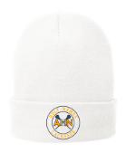 HNLAX009- Fleece-Lined Knit Cap with cuff