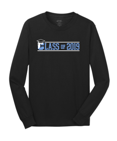 Copy of CHSClass- Class of 2019 Long Sleeve