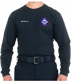 CityRFD- First Tactical Tactix Cotton Long Sleeve T-shirt