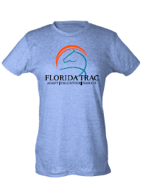 FloridaTrac- Ladies T-Shirt