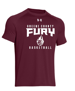 GCFury- Under Armour Short Sleeve Locker Tee