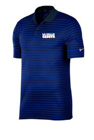 LSIcadets- Nike Victory Striped Polo