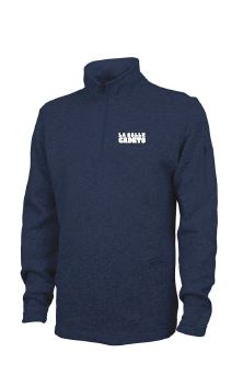 LSIcadets- Heathered Fleece Pullover