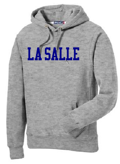 LSIcadets- Heavy weight collegiate style Hoodie