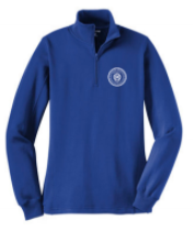 LSIcadets- 1/4 Zip Sweatshirt, Adult & Ladies