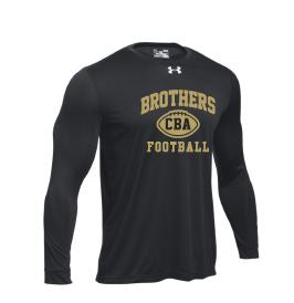 CBAFB- UA Team Locker Longsleeve Performance Tee