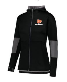 MGVB- Adult & Ladies Full Zip Soft Stretch Jacket