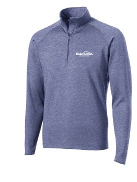 MAW- Adult & Ladies Lightweight Quarter Zip
