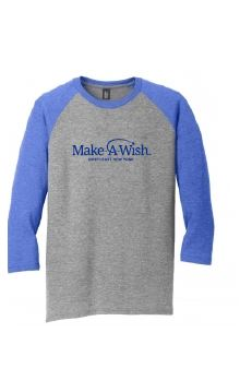 MAW- Adult & Ladies Baseball Raglan Shirt