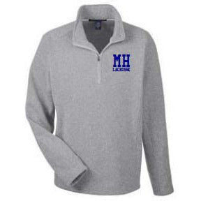 MHLX- 1/4 Zip Sweater Fleece