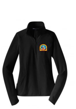 OCSki- Adult & Ladies Lightweight Quarter Zip