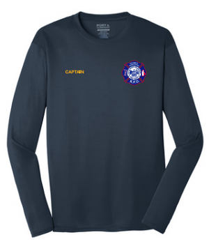 CityRFD- Performance T-Shirt Long Sleeve