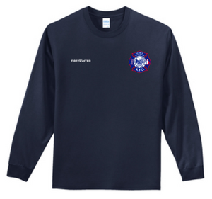 CityRFD- Cotton T-Shirt Long Sleeve