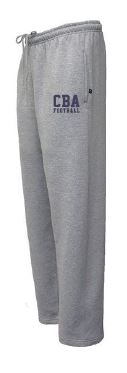 CBAFB- Open Bottom Sweatpants