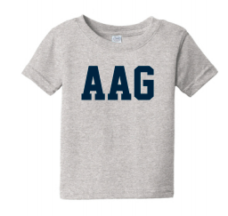 AAG- Infant Fine Jersey knit Tshirt