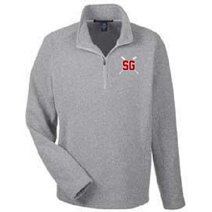 SGst- Quarter Zip Sweater Fleece