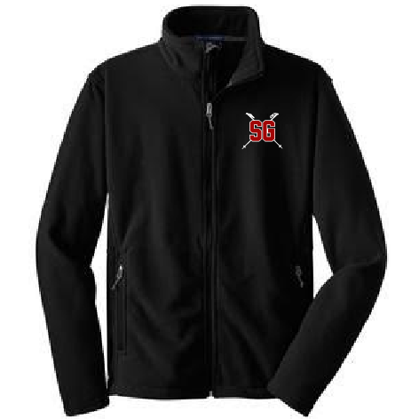 SGst- Full Zip Fleece Jacket