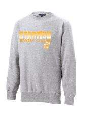 star- Heavy Crew Neck Sweatshirt