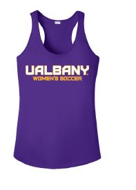 UAWS- Ladies Racer Back Tank