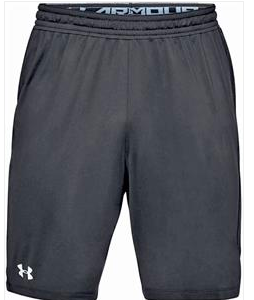 ATTIC20- Under Armour Raid Shorts, Black