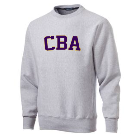 CBA- Heavy Weight Crew Neck Sweatshirt