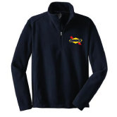 Sunoco 1/4 Zip Fleece Pullover