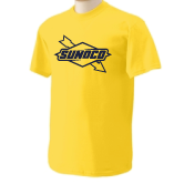 Sunoco Yellow T-Shirt (Pack of 12)
