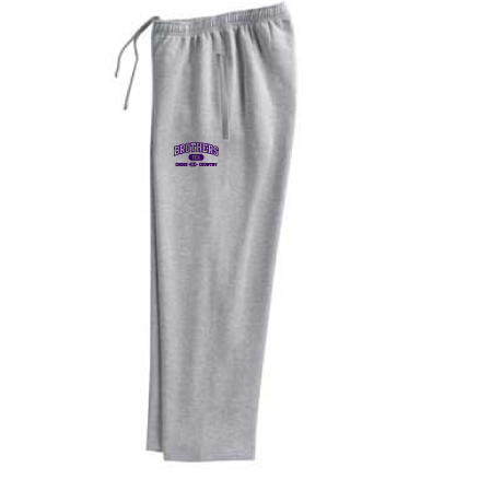 CBATF- Open Bottom XC Sweatpants