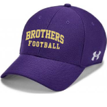 CBAFB- Under Armour Men's Blitzing FITTED Team Hat