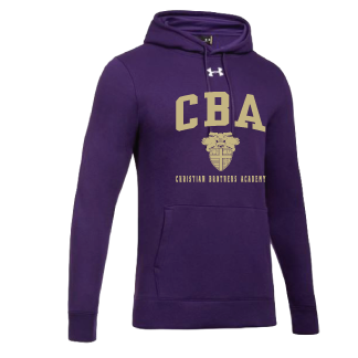 CBA- Under Armour® Hustle Hoodie