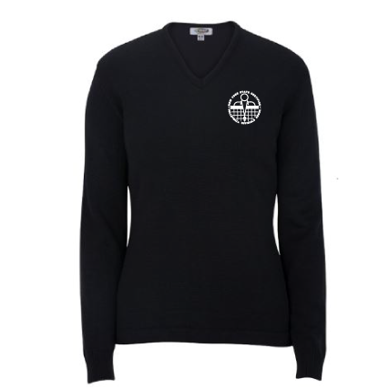 NYSCVBO- Ladies V-Neck Sweater