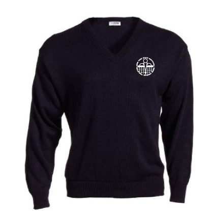NYSCVBO- Men's V-Neck Sweater