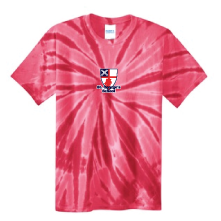 SGEO- School Tie-dye (red or navy)