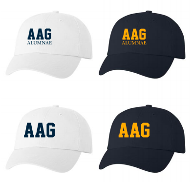 AAG- Match Cap, Choice of Logo