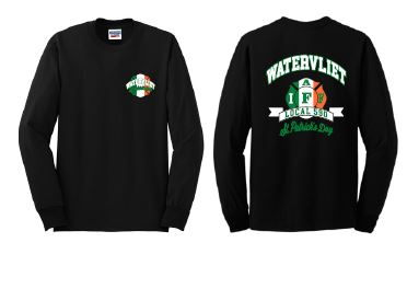WFD- Long Sleeve St. Patty's T-Shirt