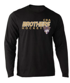 CBAh- BROTHERS Long Sleeve Softstyle T-Shirt