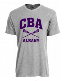 cbal- Brothers Albany Warm Up Tshirt, Adult & Youth