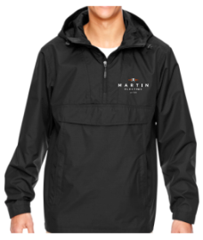 MartinElectric- North End Excursion Anorak