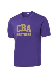 CBA- Adult & Youth Performance T Shirt