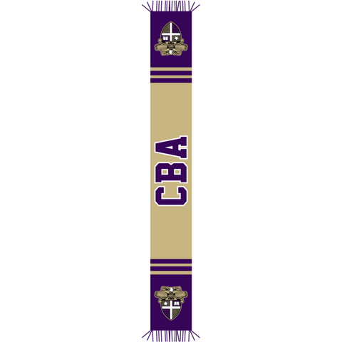 CBASCR- Rally Crest Scarf