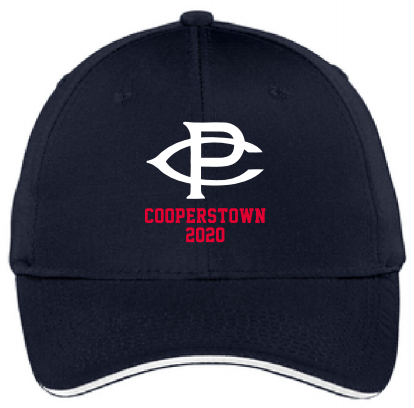 CPBCPSTWN19- Cooperstown Baseball Hat