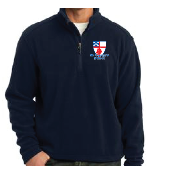 SGEO- 1/4 Zip Pullover Fleece
