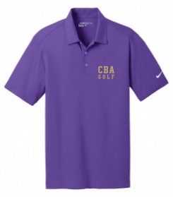CBAgo- Nike Dri-FIT Vertical Mesh Polo