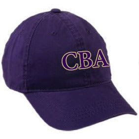 CBA- Traditional Twill Ball Cap