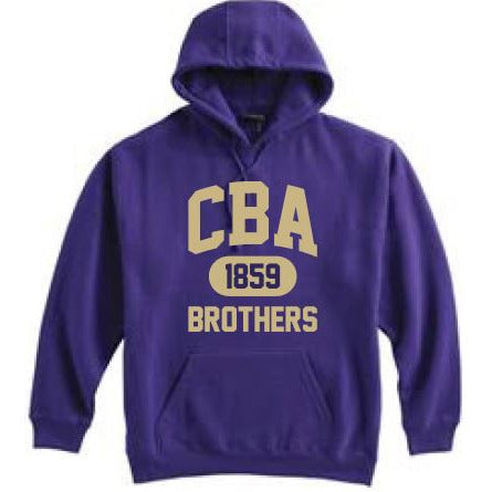 CBA- Classic Hooded Sweatshirt