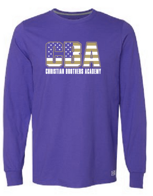 CBA- IN STOCK: Russell Athletic® Essential Longsleeve