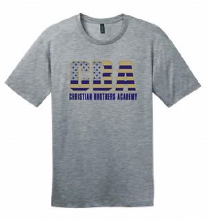 CBA- IN STOCK: Patriotic softstyle Tshirt