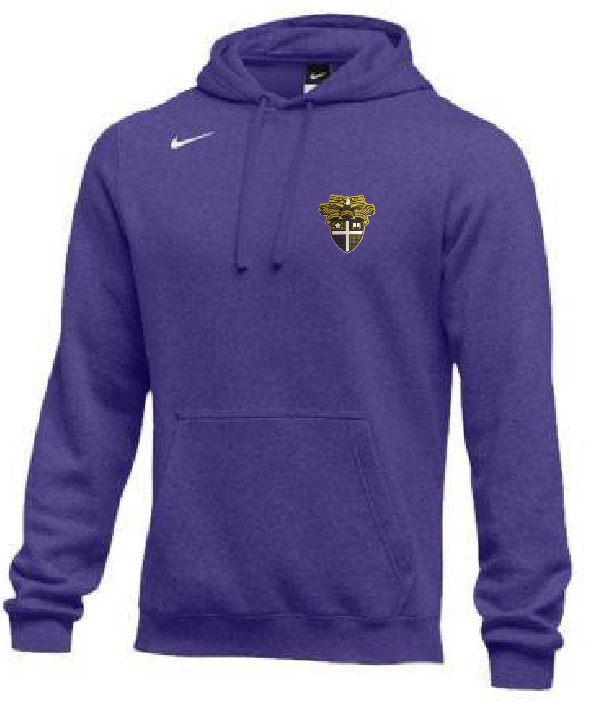 CBA- Nike Team Club Fleece Hoodie